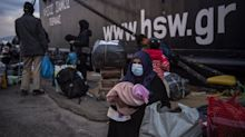 Eine Tote nach Streit in überfülltem Flüchtlingslager