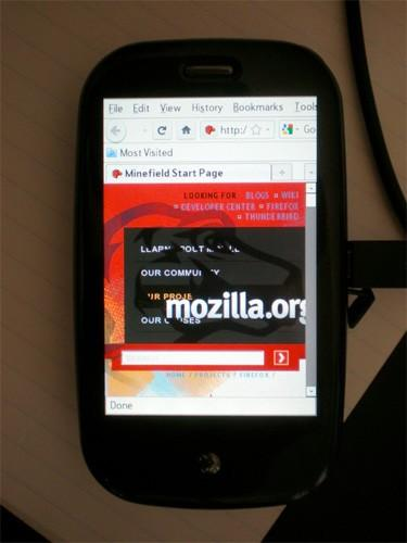 Firefox ported to Pre, N900 says 'psh, whatever, I'm still awesome'