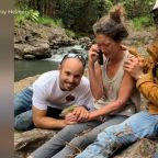 Hawaii woman missing for 2 weeks rescued from Maui forest