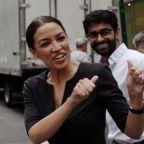 Democratic left senses national star in Alexandria Ocasio-Cortez
