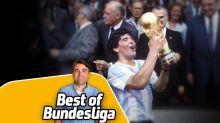 Als Maradona fast dem Hamburger SV geschenkt wurde!