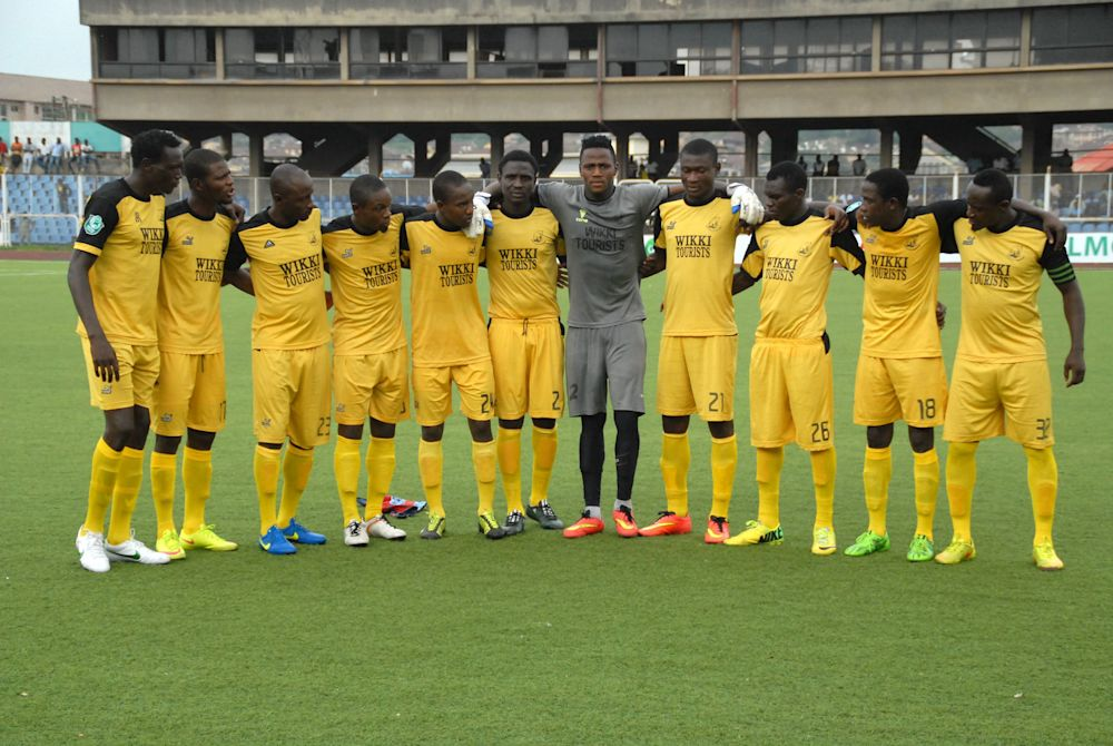 Wikki Tourists must win Gombe United, says Mustapha