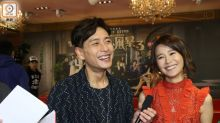 Bosco Wong says playing womanizer is challenging