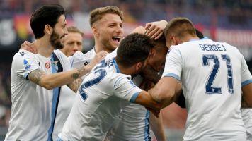 Il cuore del Genoa non basta: la Lazio vince al Ferraris (3-2) e rimane in scia della Juventus