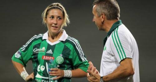 Foot - D1 (F) - ASSE - Hervé Didier, l'entraîneur, quitte l'équipe féminine de Saint-Etienne, «dégouté»