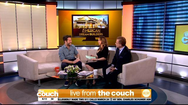 Designer Nate Berkus Talks New Show On The Couch