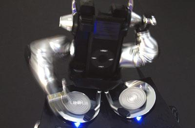 FUNKit robotic iPod DJ dock headed for the States