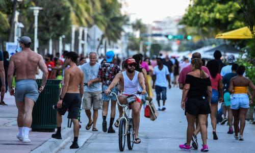 Mike Pence postpones Florida marketing campaign tour as coronavirus instances surge