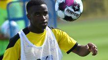 Dortmund keeping Moukoko debut under wraps
