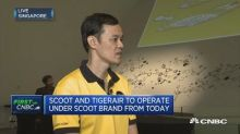 Low-cost carrier Scoot aims to double fleet size in five years