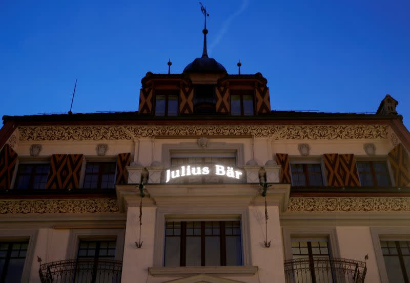 Julius Baer sets sights on lowered costs after 2019 profit drop