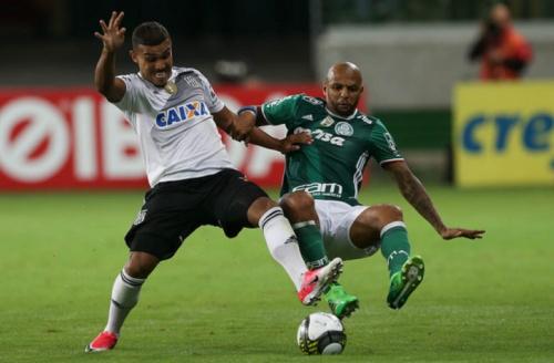'Querem acabar com o futebol', diz Felipe Melo sobre debate do fair play
