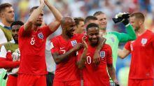 So feiern englische Stars den WM-Viertelfinalsieg