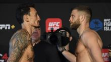 UFC Fight Island 7 betting preview: Max Holloway vs. Calvin Kattar