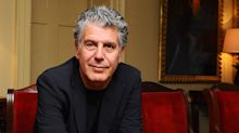 A Big-Screen Anthony Bourdain Documentary Is In The Works