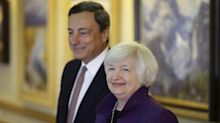 Stocks are stuck until Yellen and Draghi speak at Jackson Hole: NYSE trader