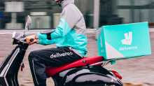 CONFIRMED: Meal delivery startup Deliveroo has raised $385 million from American fund giants