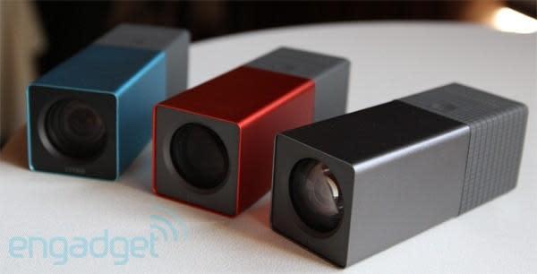 Lytro camera hands-on (video)