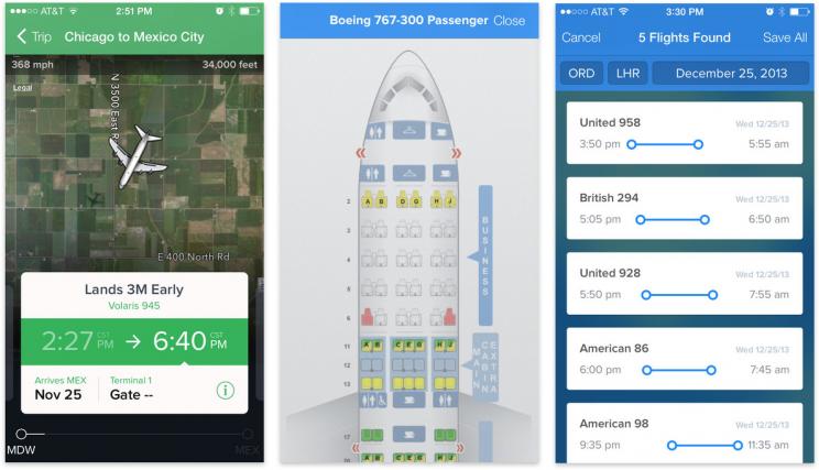 flighttrack pro for windows phone