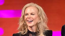 Nicole Kidman: I'll eat anything, I used to eat ants