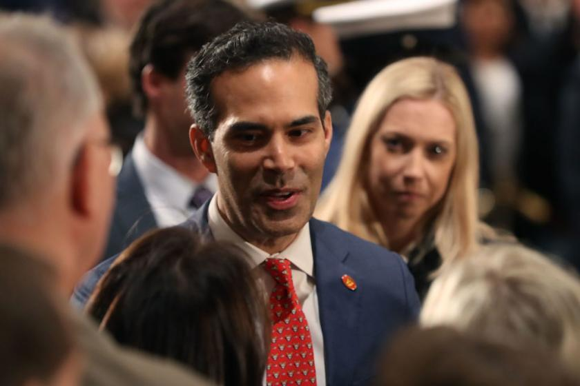 George P. Bush applauds Liz Cheney's ouster, claims she doesn't 'stand up for conservative Republican ideology'
