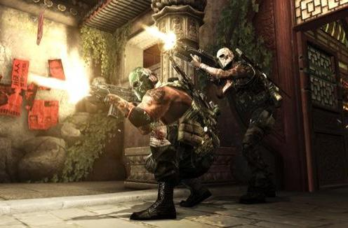 PSA: Army of Two: The 40th Day demo on XBL