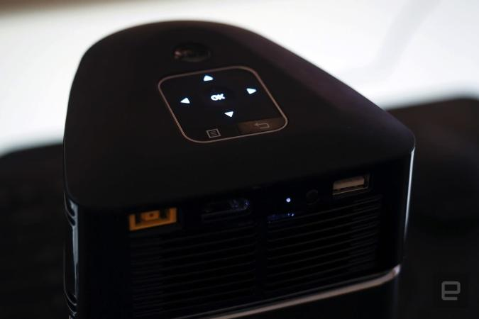 Lenovo has a desktop with a built-in projector