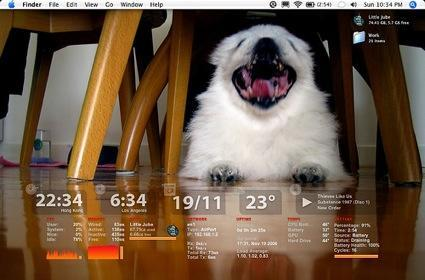 TUAW Desktop of the Week - Happy Puppy