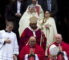 Black D.C. archbishop's rise marks a historic moment