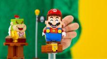 首款樂高超級瑪利歐玩具組確定 8 月 1 日發售