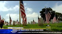 Memorial Day tribute service to honor fallen heroes