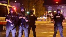 """Ataque en Viena: al menos 5 muertos y más de 15 heridos en un """"atentado terrorista repulsivo"""""""