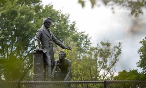 Discovery of Frederick Douglass letter sheds light on contested Lincoln statue