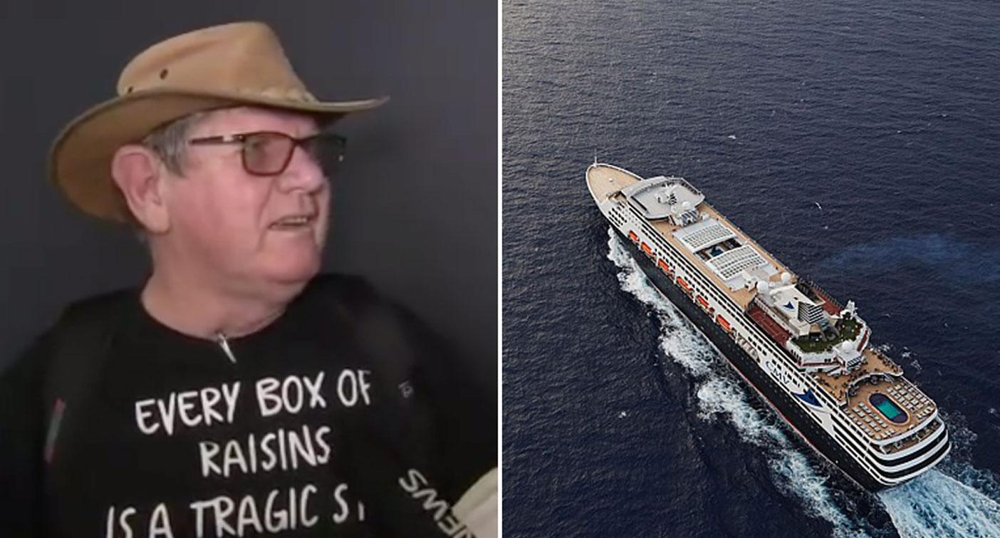 'No toilet, no water': Fury after passengers stranded on 'ghost ship'