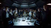 New Alien: Covenant cast photo confirms James Franco
