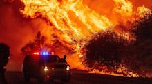 Death toll rises as wildfire spreads through Northern California
