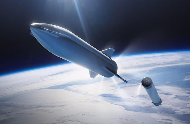SpaceX's Starship test vehicle could fly by April