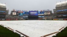 Yankees-Braves weather report: Rain, thunderstorms threaten tonight's game at Yankee Stadium (4/21/21)