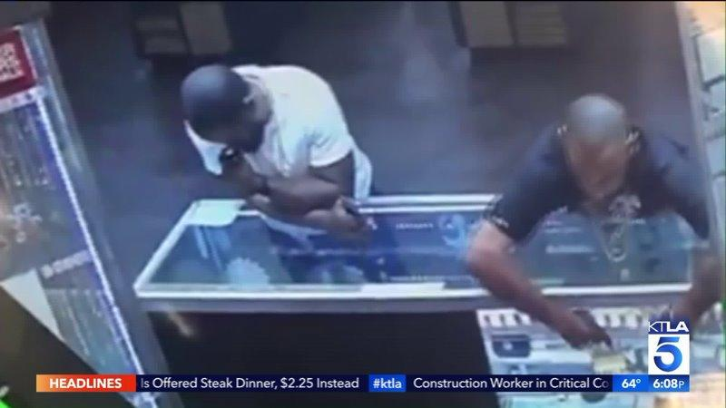 Bold Theft Of Nearly 30000 In Engagement Rings Caught On Camera Video