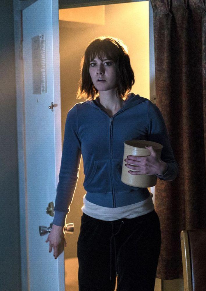 Mary Elizabeth Winstead as Nikki Swango in FX's Fargo.