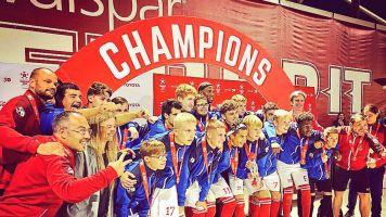 """Special Olympics 2018 : l'équipe de France de Football Unifié championne """"Division 2"""" à Chicago"""