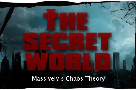 Chaos Theory: My modest Secret World wish list