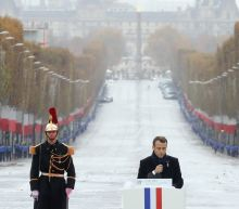 Trump-style nationalism comes under fire at WWI commemorations in Paris