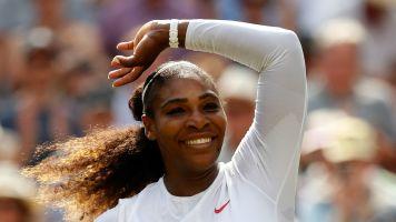 Let's keep making noise! - Serena dedicates Wimbledon run to fellow mothers