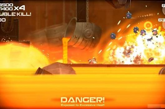 Shooter-platformer Rive heading to PS4, Xbox One, Wii U