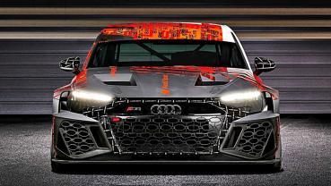 AUDI打造全新四缸的入門賽車2021年式RS3 LMS