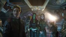 Guardians Of The Galaxy originally only made cameos in 'Avengers: Infinity War'