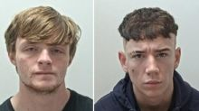 Pair jailed for filming 'brutal' attack on homeless man
