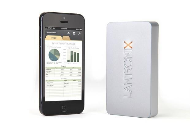 Lantronix xPrintServer Office Edition brings more control to iOS printing for $200