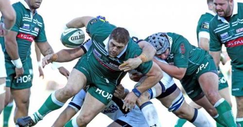 Rugby - Top 14 - Pau - Pau : Coughlan capitaine, première pour Cramond